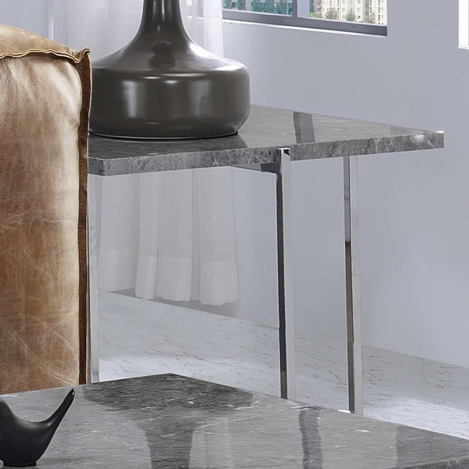 Adelae End Table by Acme Furniture at A1 Furniture & Mattress