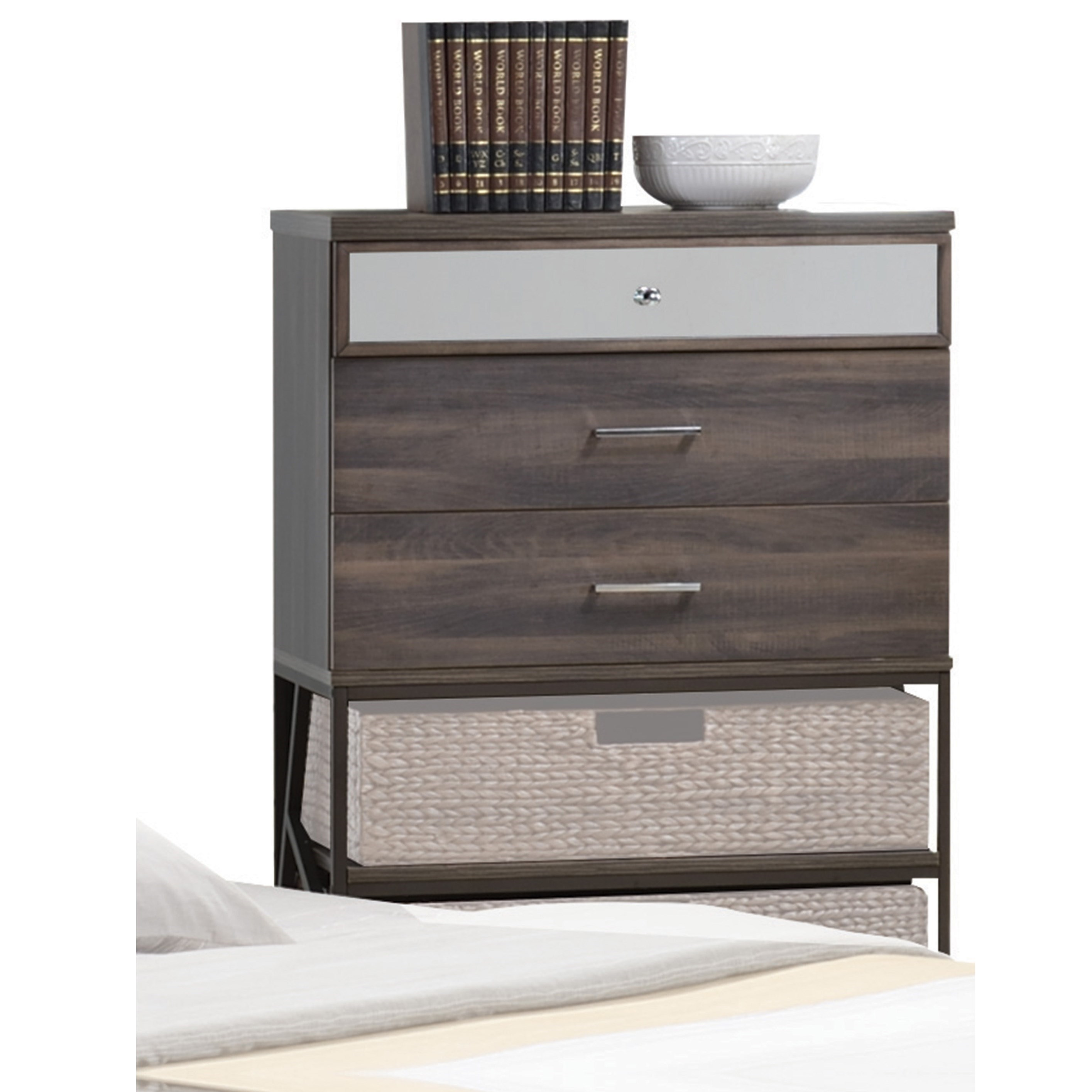 Adrianna Chest of Drawers by Acme Furniture at Carolina Direct