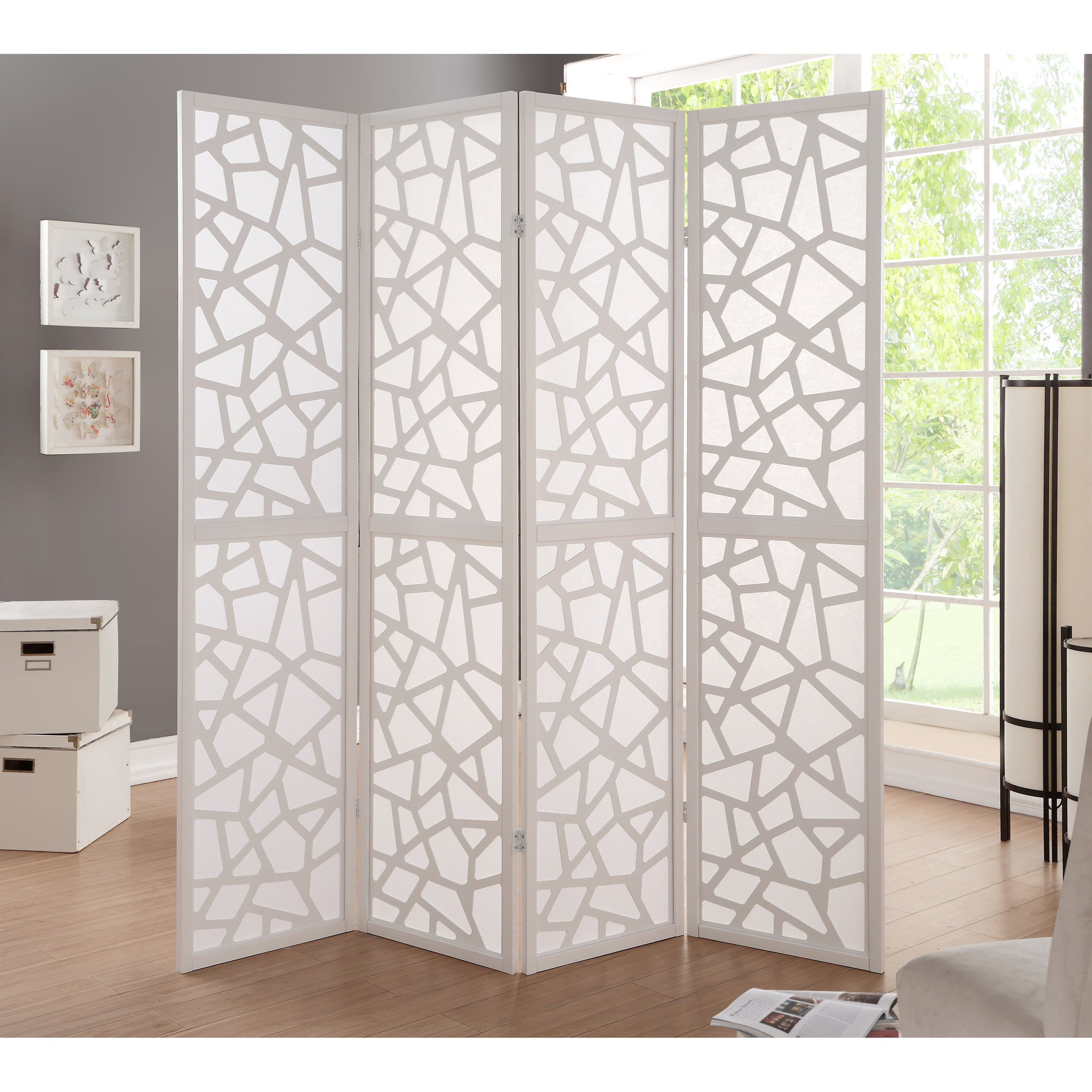 Aerona Room Divider by Acme Furniture at Carolina Direct