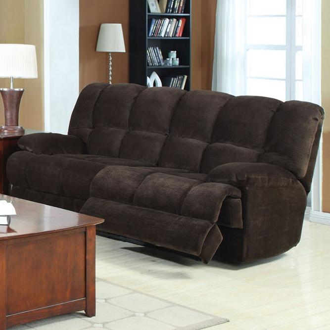 Acme Furniture Ahearn Sofa W/Motion - Item Number: 50475