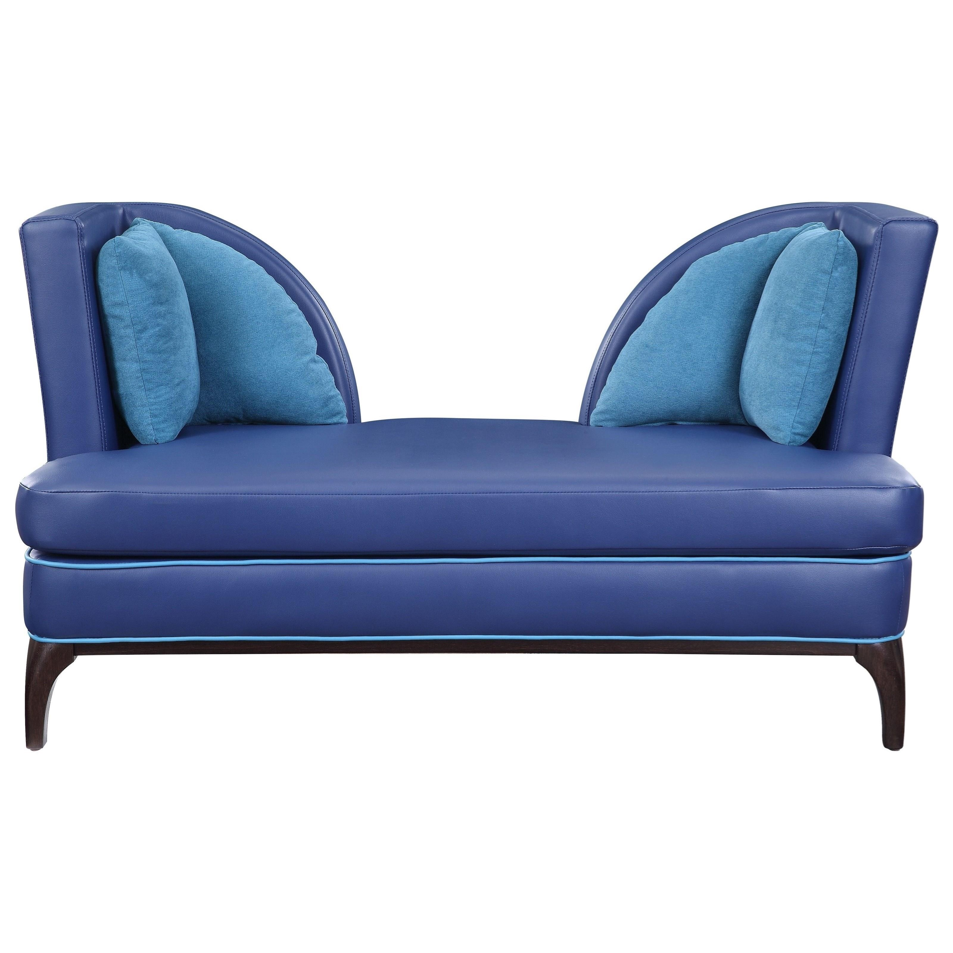 Albion Settee by Acme Furniture at Carolina Direct