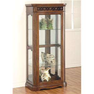 Acme Furniture Alden Curio Cabinet
