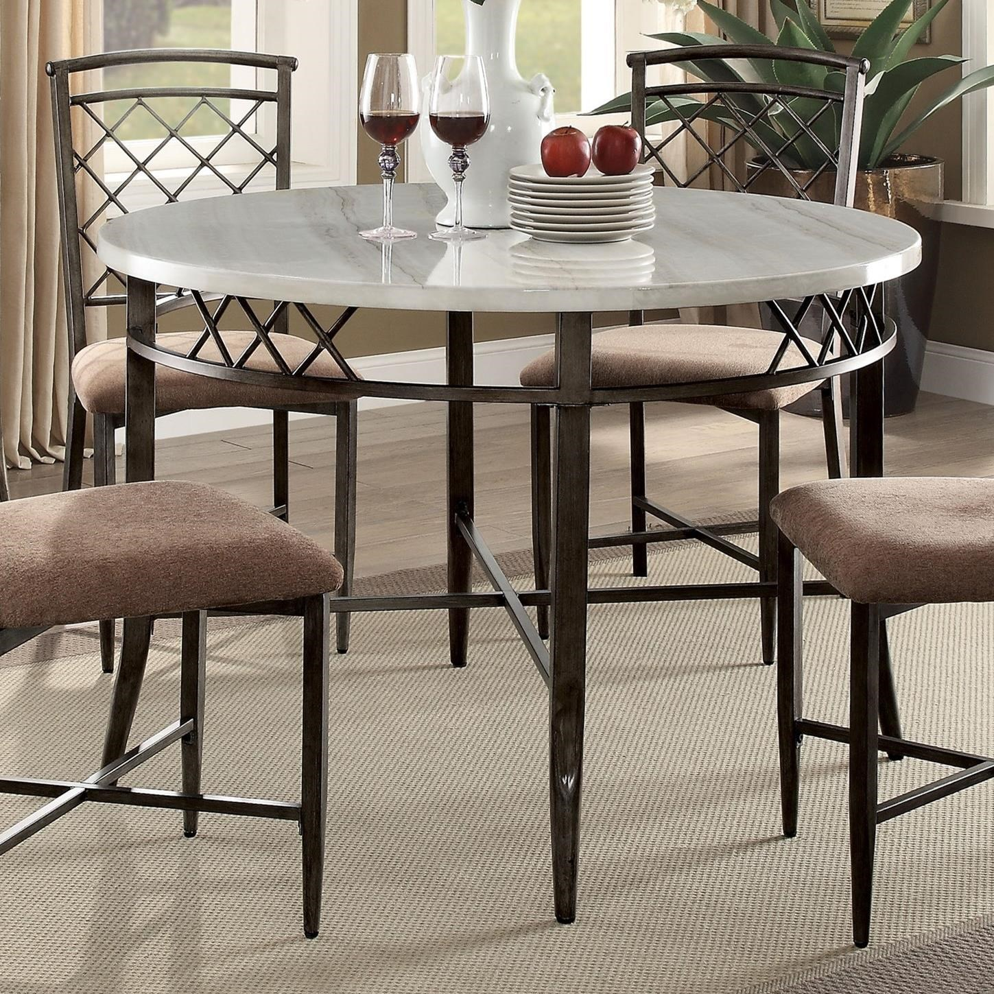 Aldric Dining Table by Acme Furniture at Carolina Direct