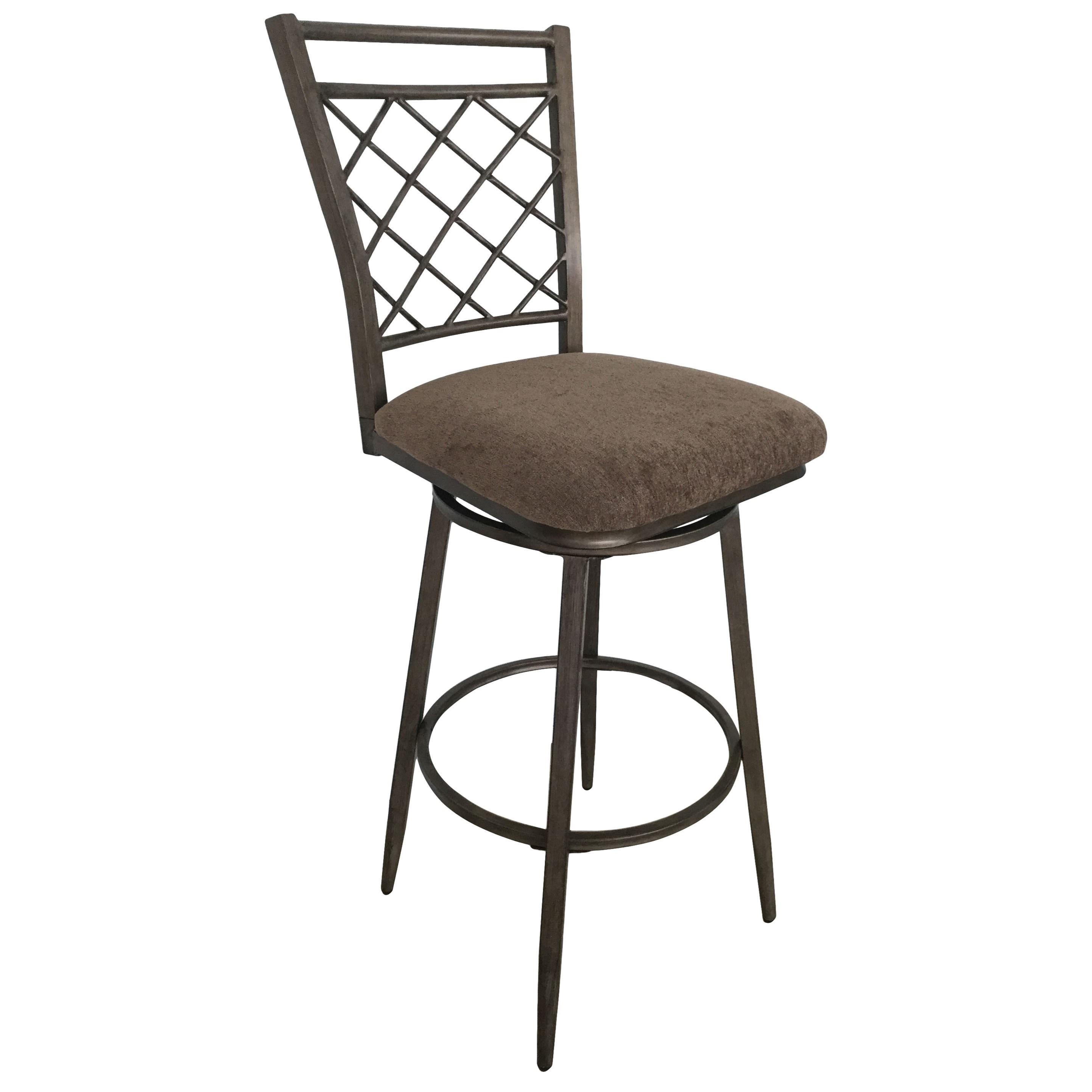 Aldric Set of 2 Bar Stools by Acme Furniture at Carolina Direct