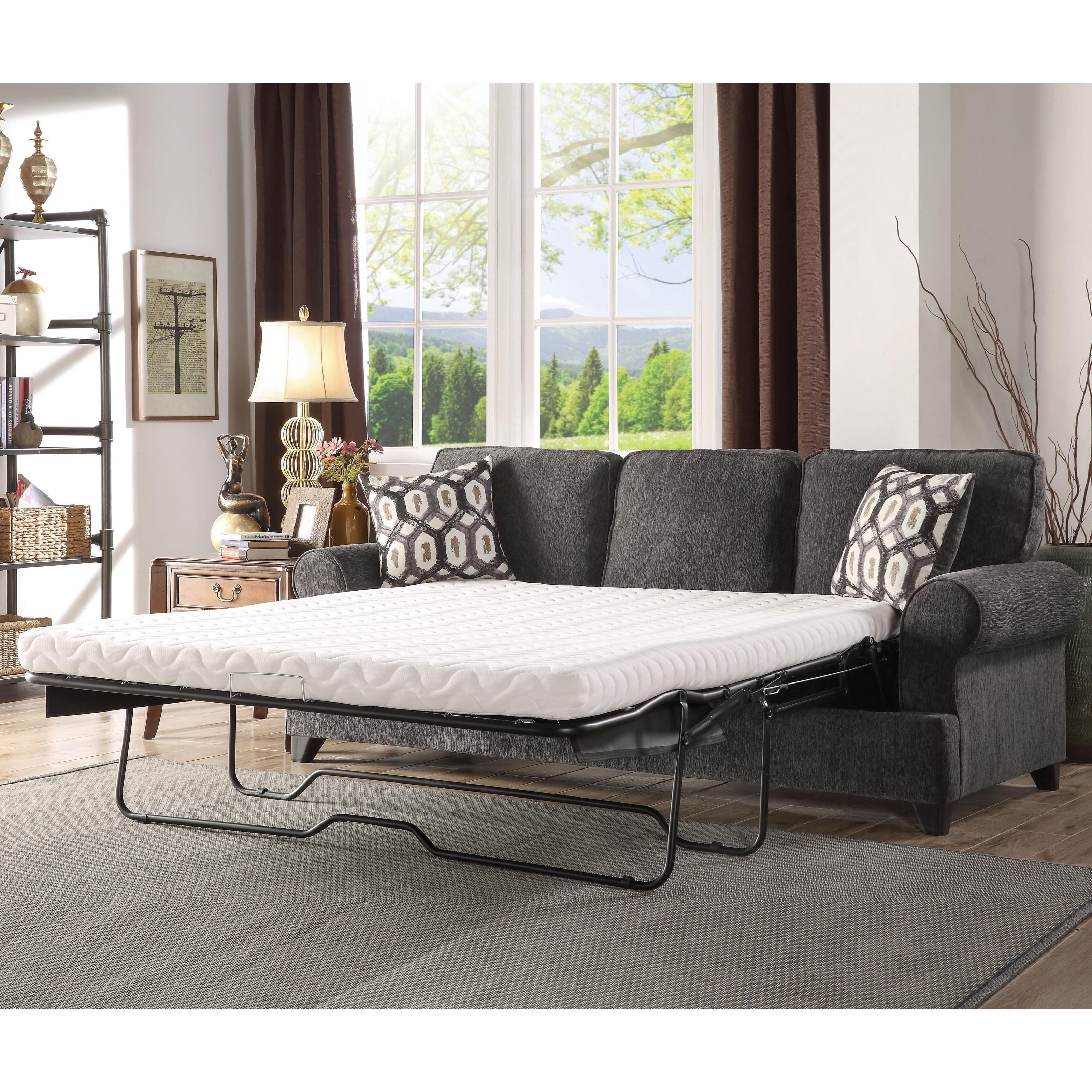 Sofa w/Sleeper (Queen)