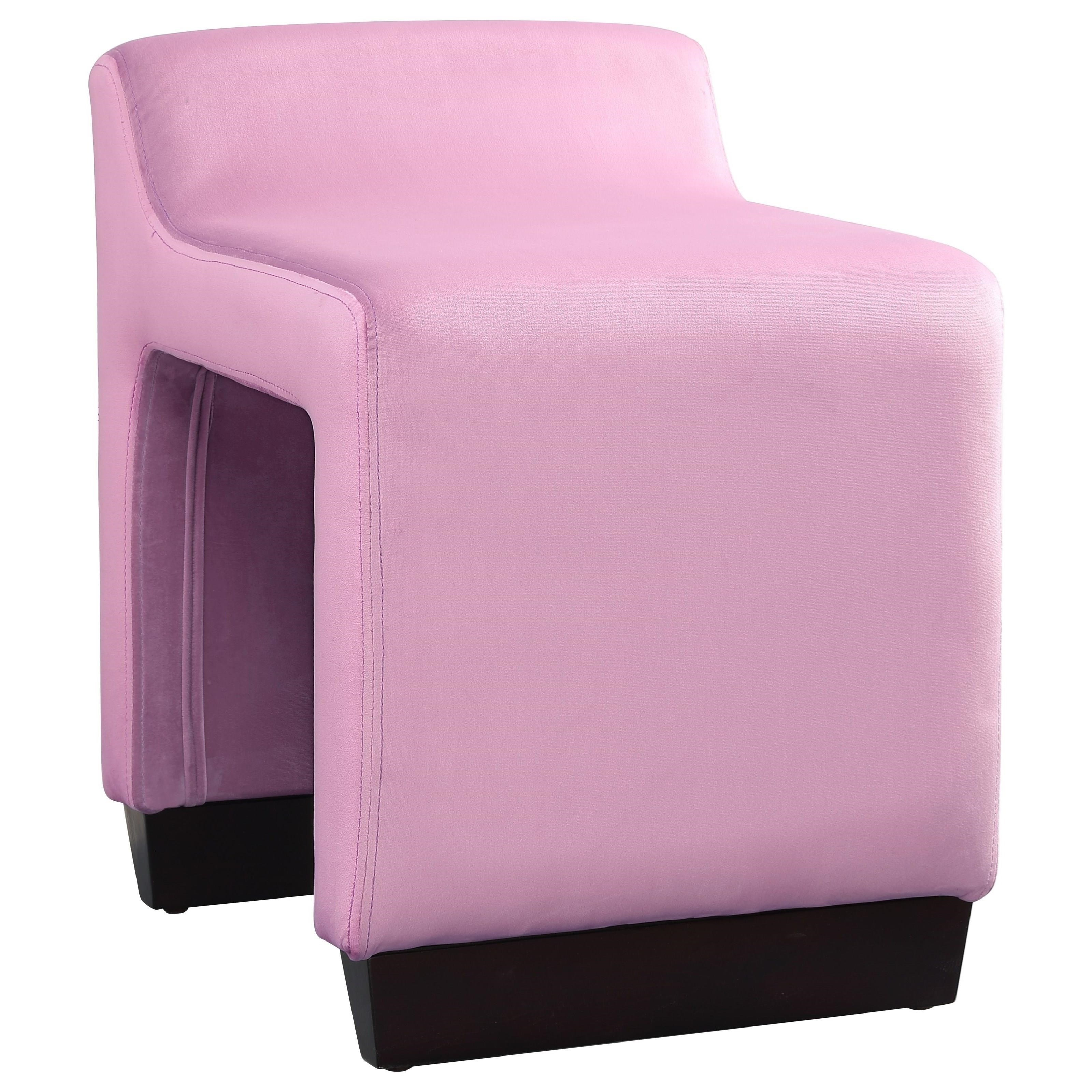 Alford Ottoman by Acme Furniture at Carolina Direct