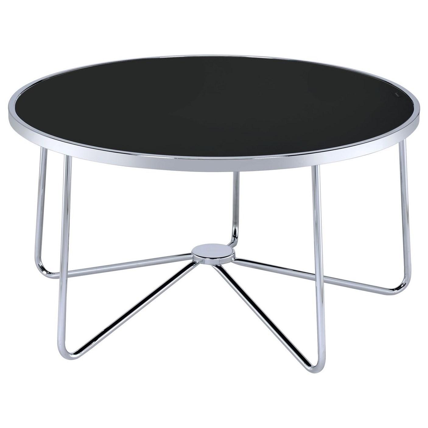 Alivia Coffee Table by Acme Furniture at Carolina Direct