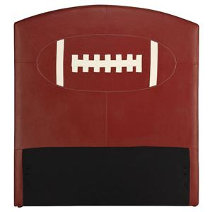 Acme Furniture All Star Football Twin Headboard