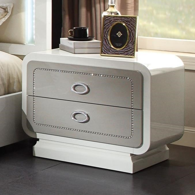Allendale Nightstand  by Acme Furniture at Carolina Direct