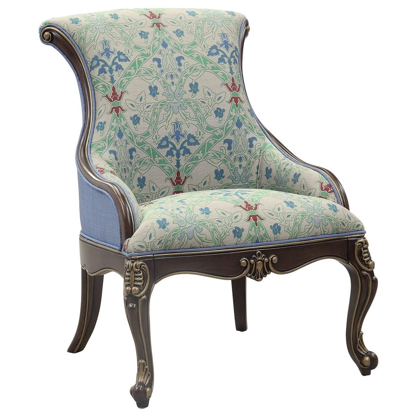 Accent Chair & Pillow