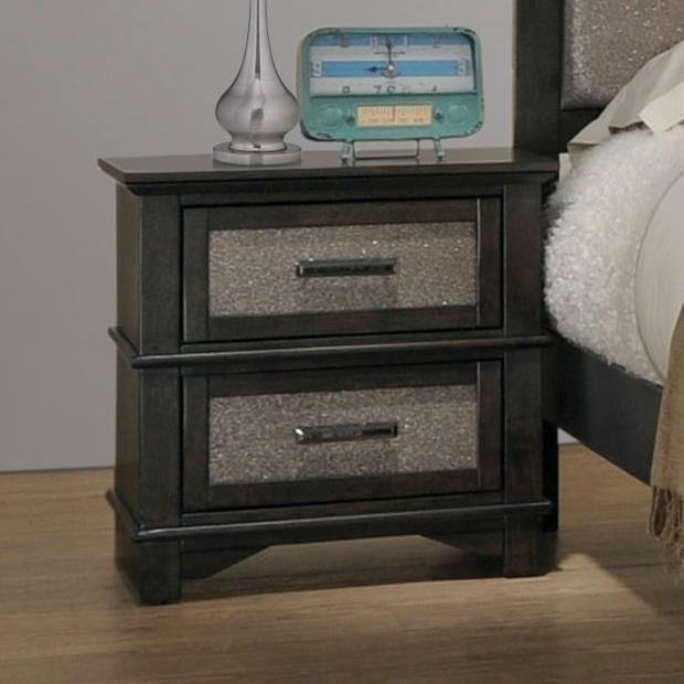 Anatole Nightstand by Acme Furniture at Carolina Direct