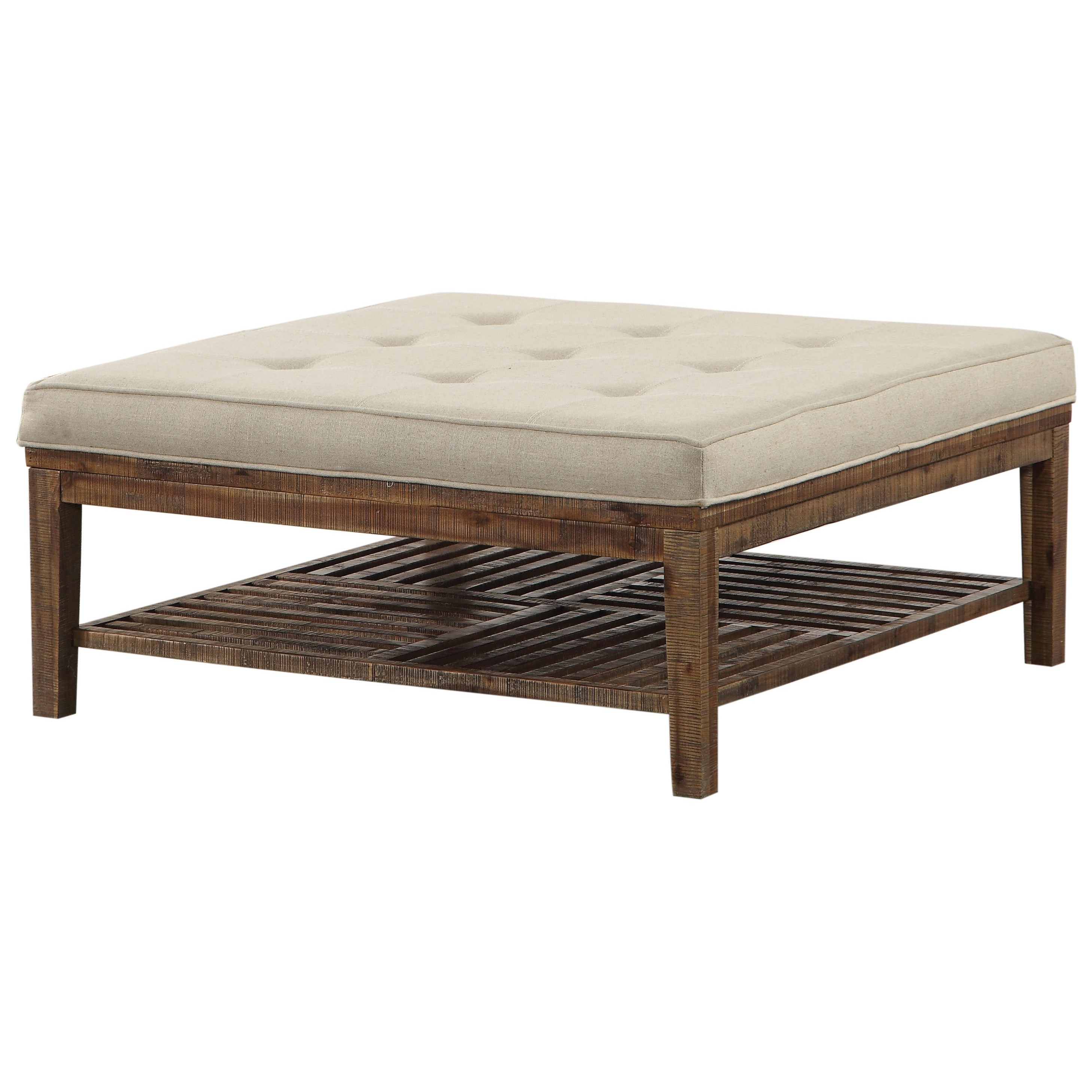 Andria Cocktail Ottoman by Acme Furniture at Carolina Direct