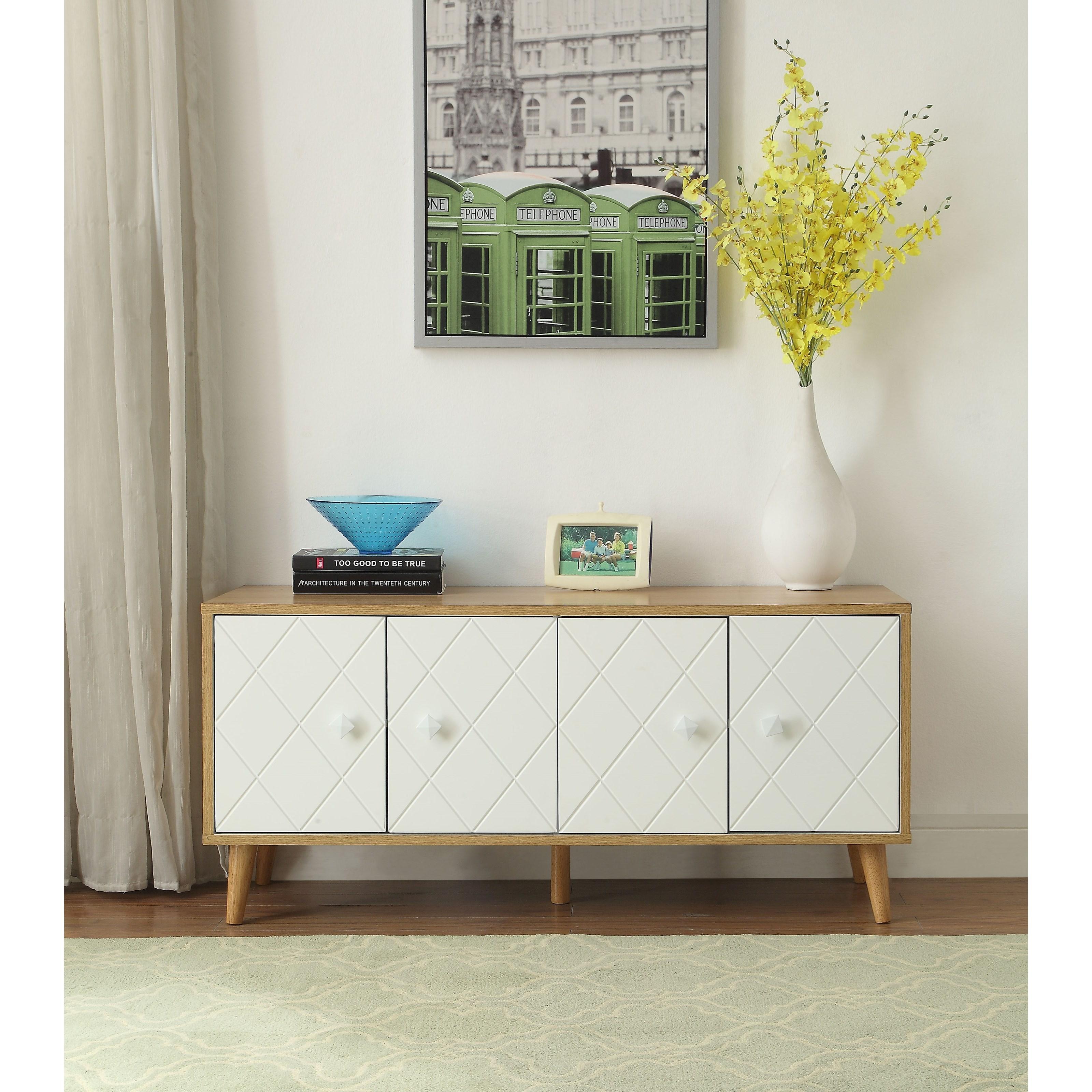 Anita Console Table by Acme Furniture at Carolina Direct
