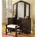 Acme Furniture Annapolis Vanity Set - Item Number: 06552SET