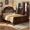Acme Furniture Anondale Traditional Cal King Bed - Item Number: 10304CK