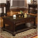 Acme Furniture Anondale Traditional Coffee Table - Item Number: 10322