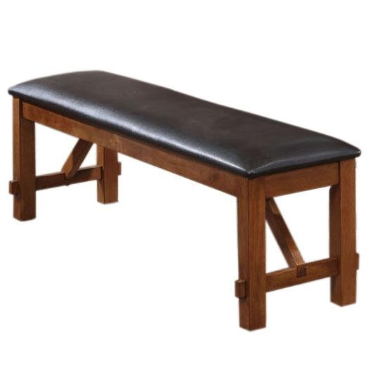Apollo Standard Height Bench by Acme Furniture at Carolina Direct