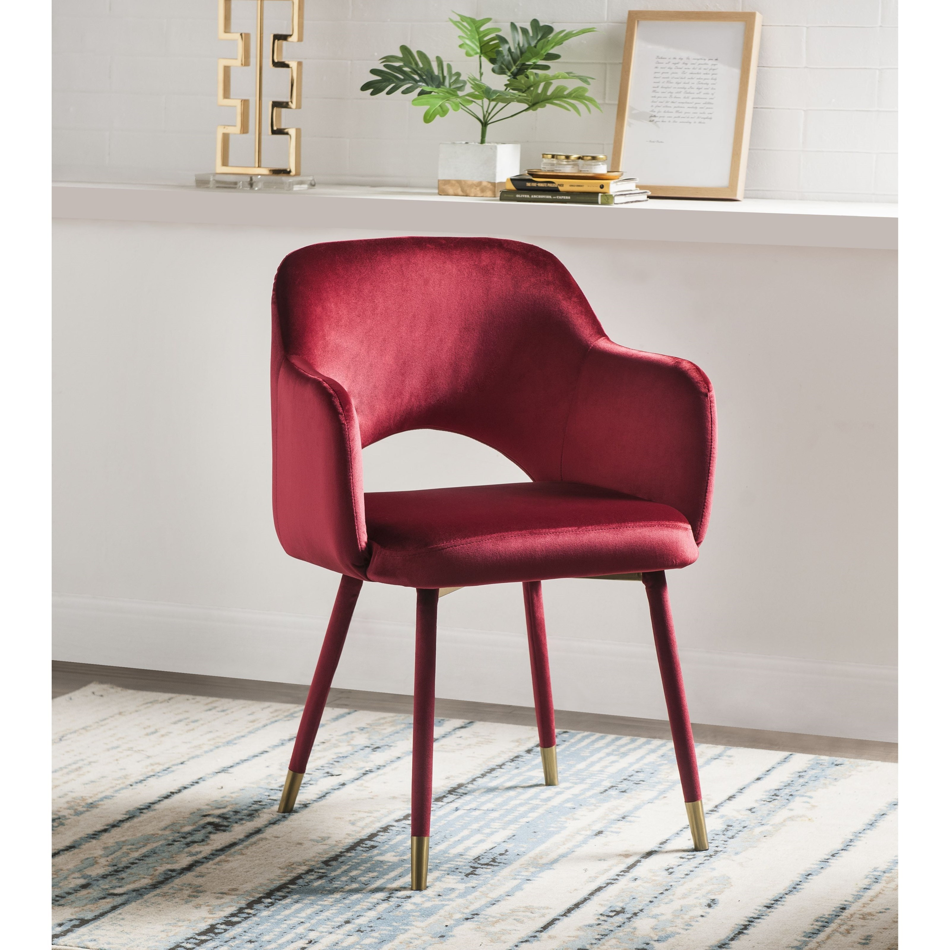Applewood Accent Chair by Acme Furniture at Carolina Direct