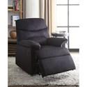 Acme Furniture Arcadia Recliner - Item Number: 00701