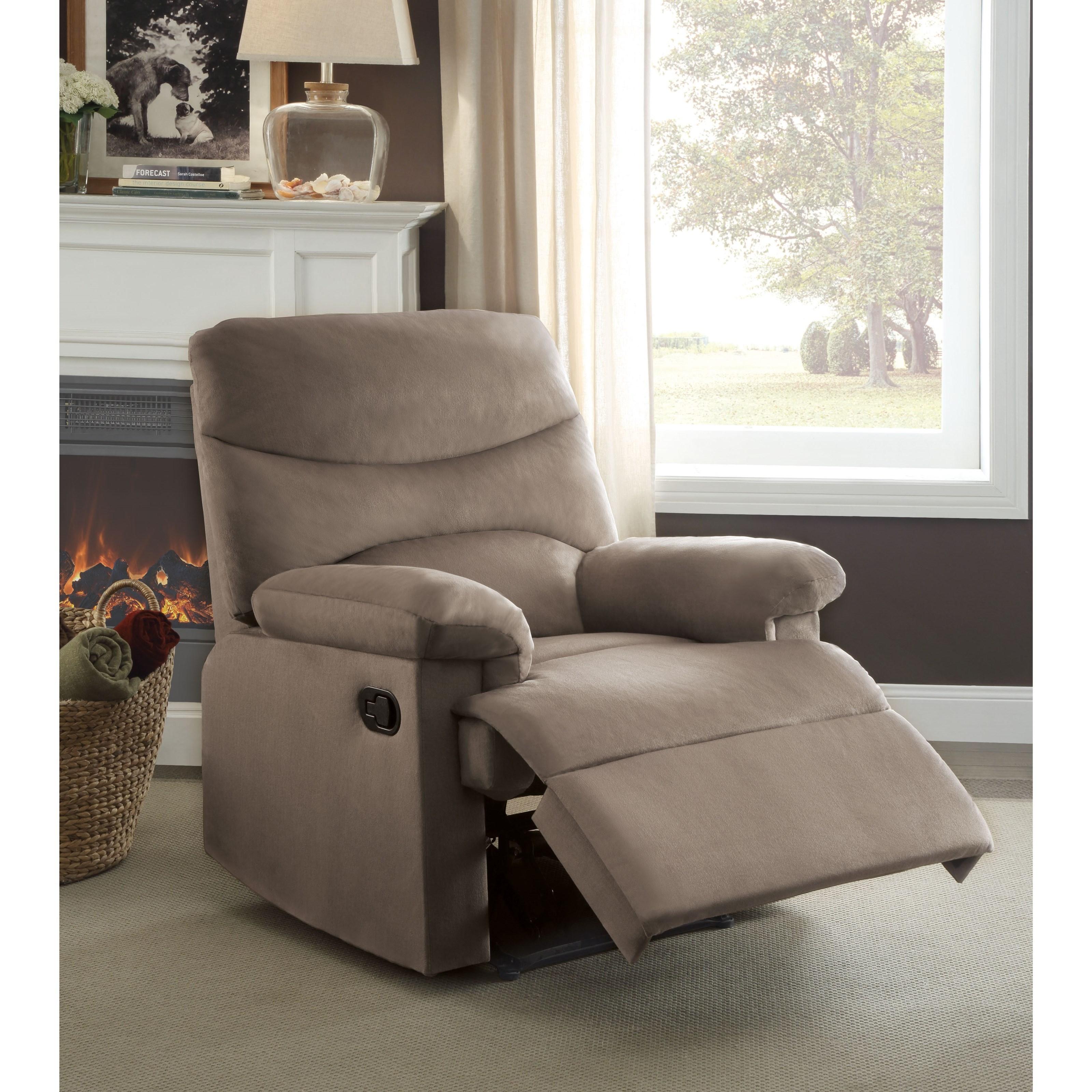 Arcadia Recliner by Acme Furniture at Carolina Direct