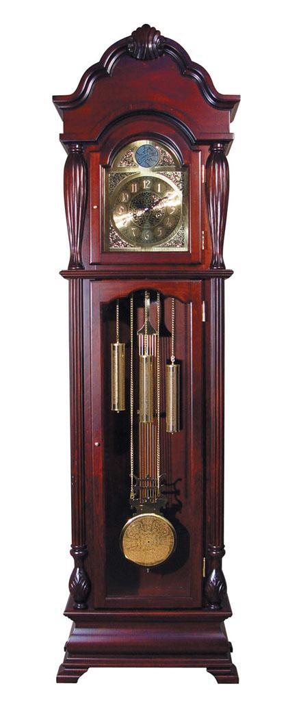 Arendal Grandfather Clock by Acme Furniture at Carolina Direct