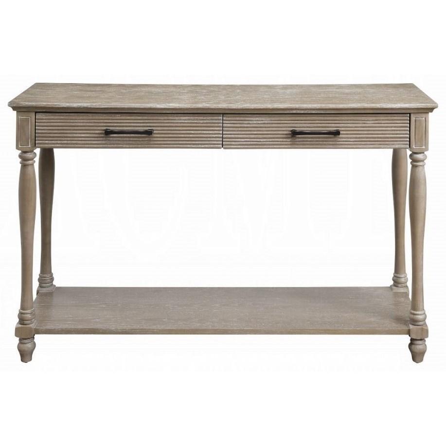 Ariolo Sofa Table by Acme Furniture at Carolina Direct