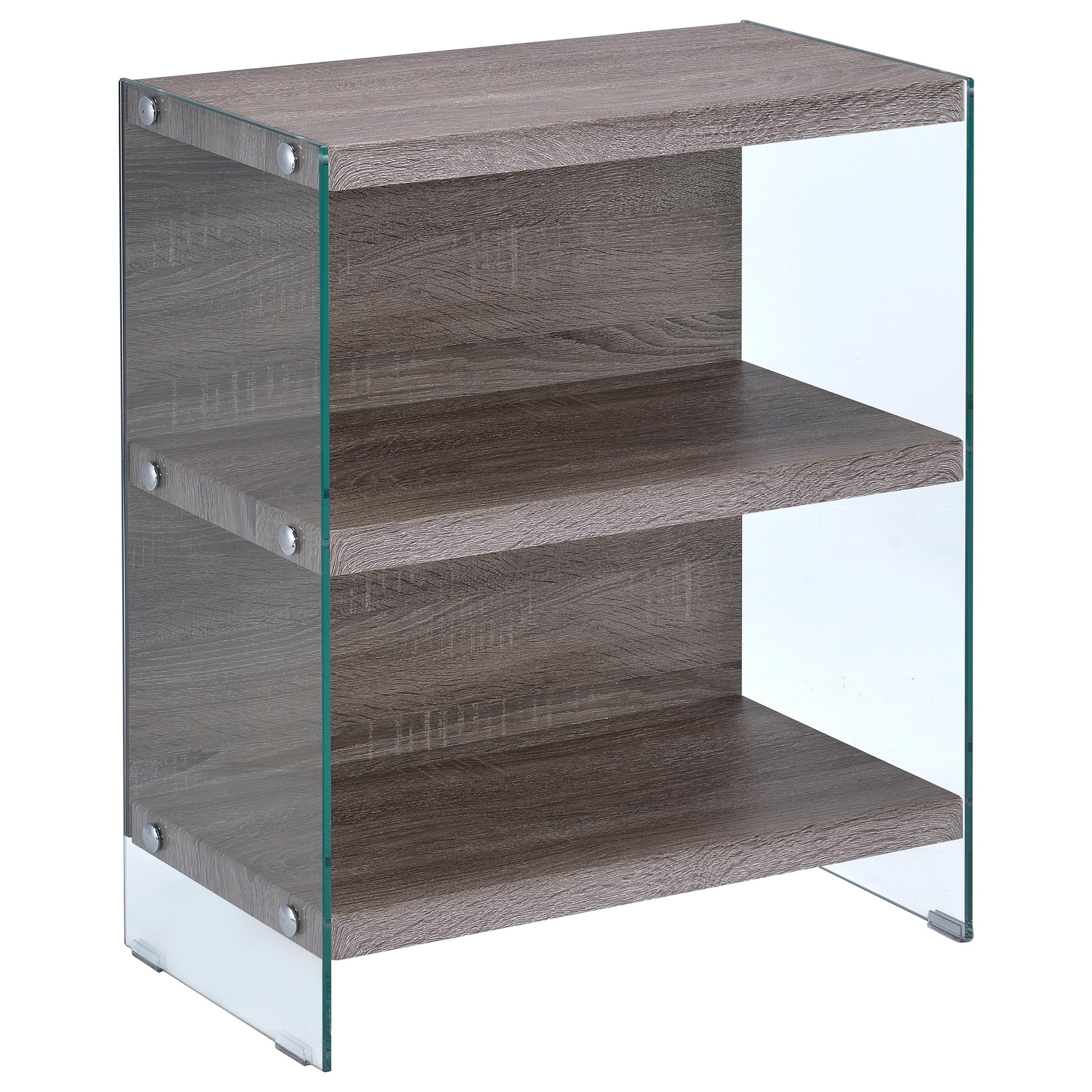 Armon Bookshelf by Acme Furniture at Carolina Direct