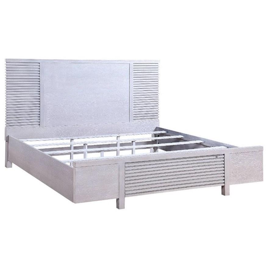 Aromas California King Bed by Acme Furniture at Carolina Direct