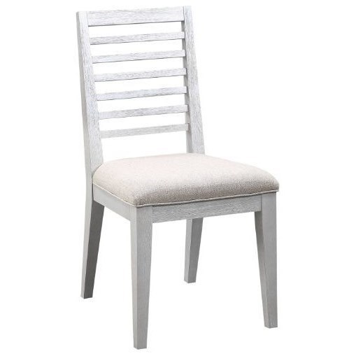 Aromas Side Chair (Set of 2) by Acme Furniture at Carolina Direct