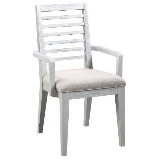 Aromas Arm Chair (Set of 2) by Acme Furniture at Carolina Direct