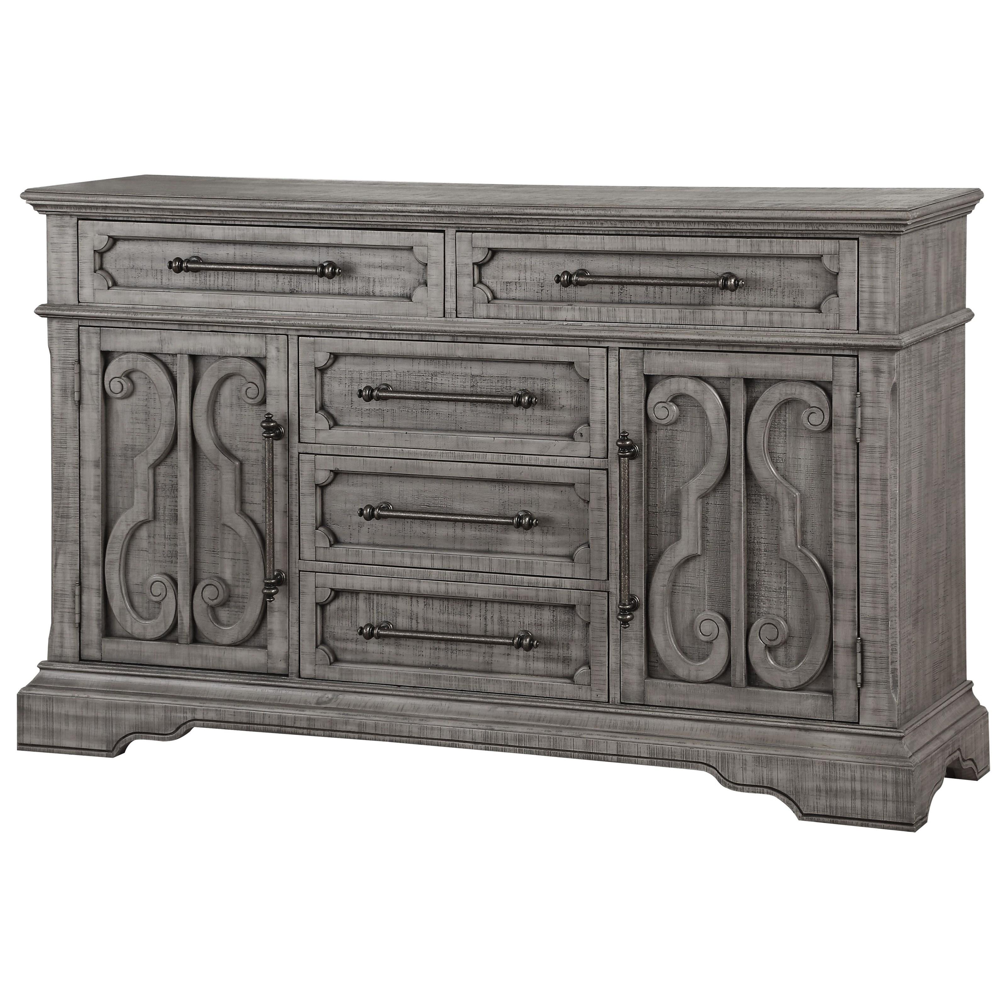 Artesia Dresser by Acme Furniture at Carolina Direct