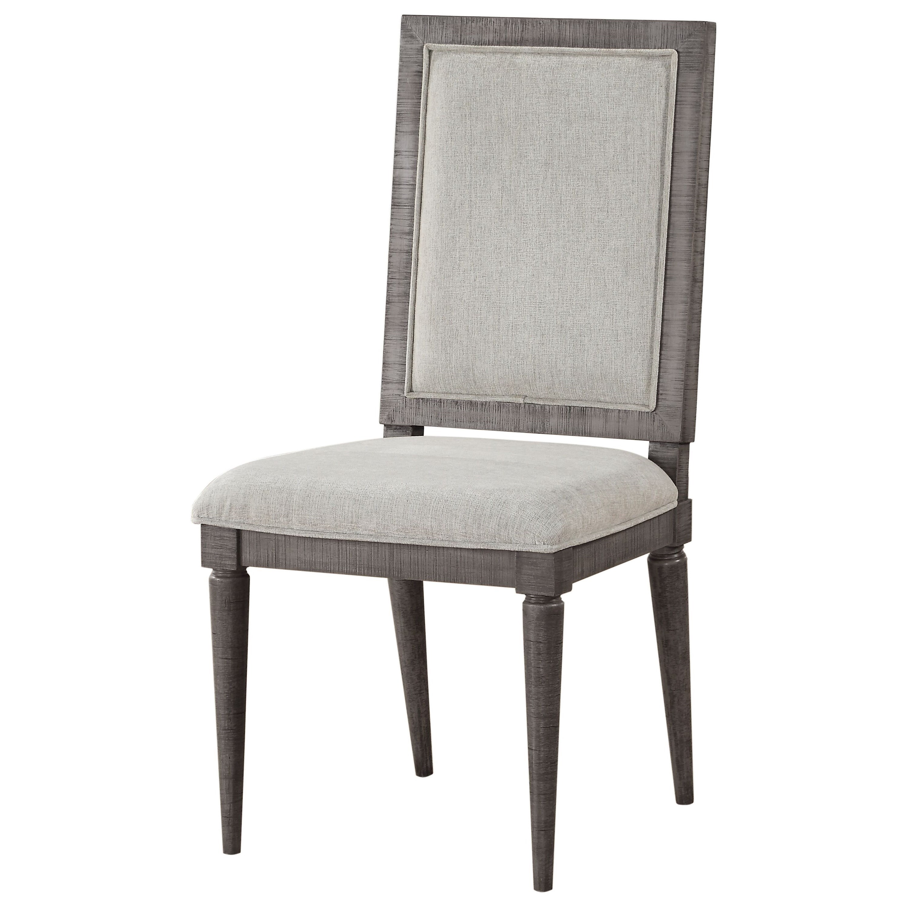Artesia Side Chair by Acme Furniture at Carolina Direct