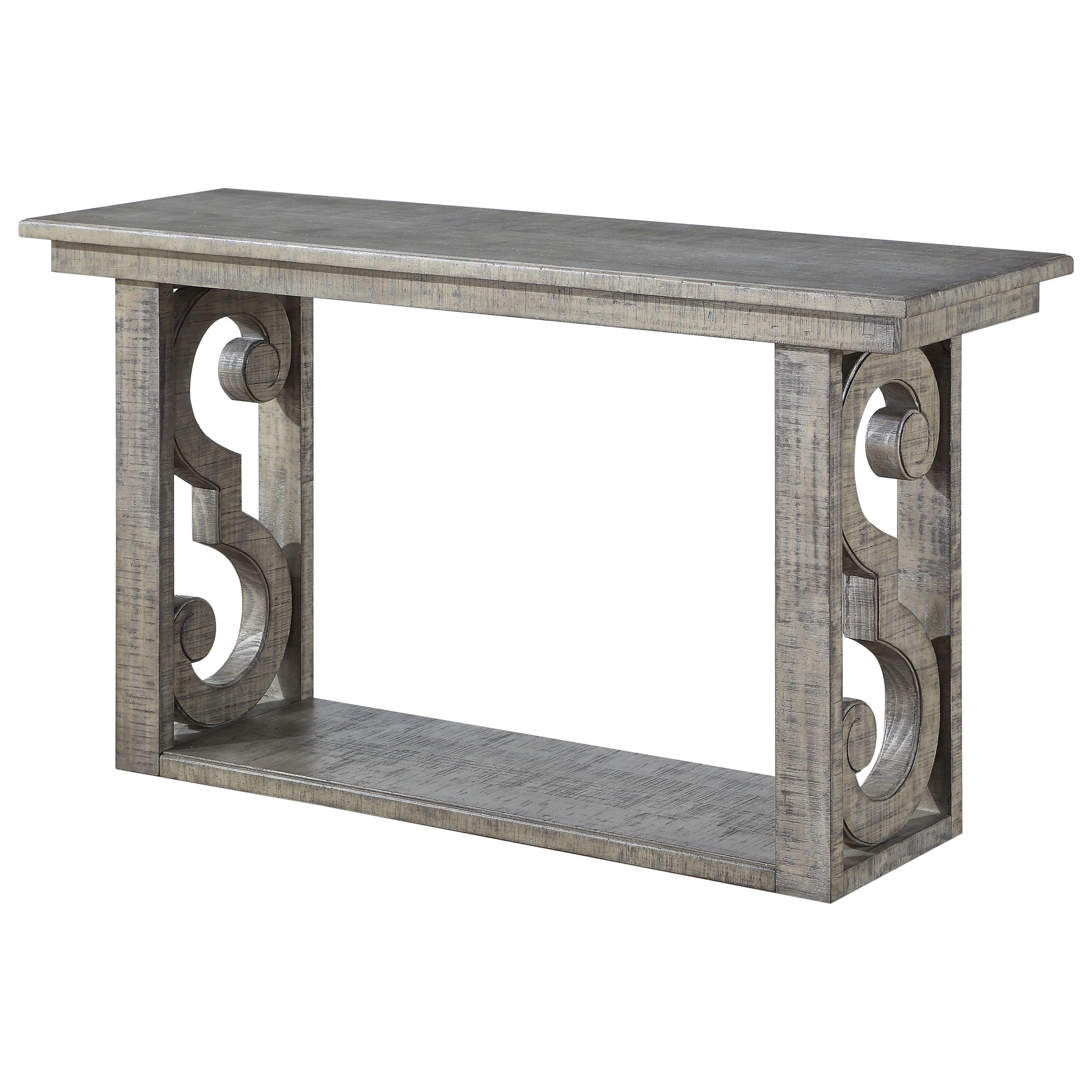 Artesia Sofa Table by Acme Furniture at Carolina Direct