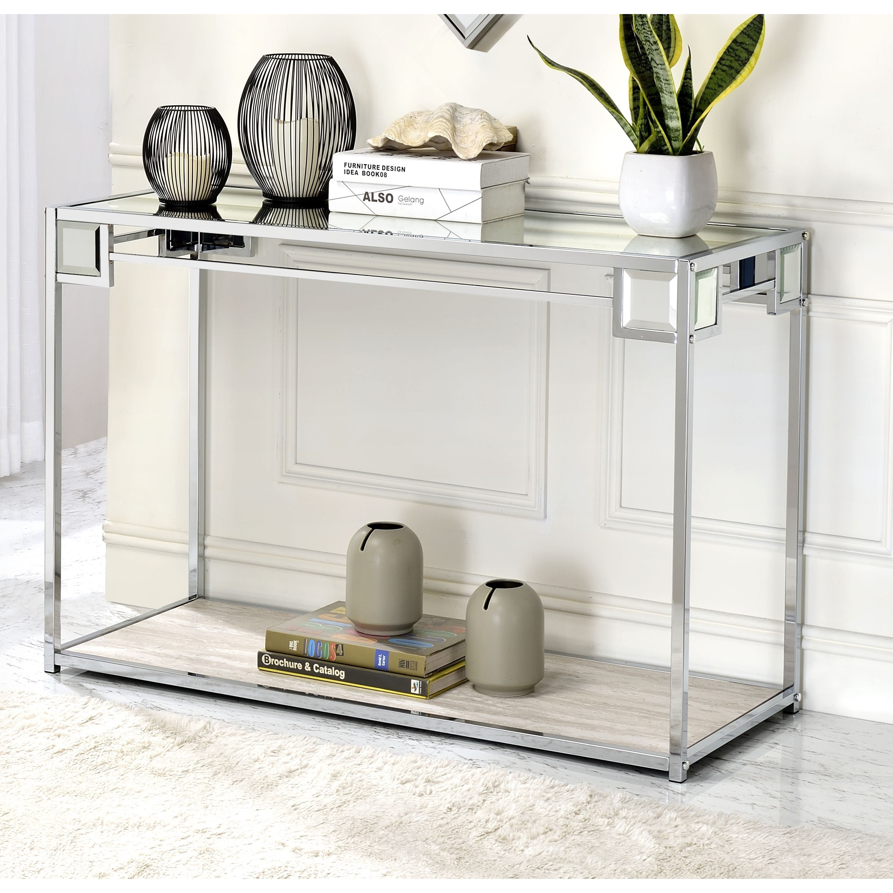 Asbury Console Table by Acme Furniture at Carolina Direct