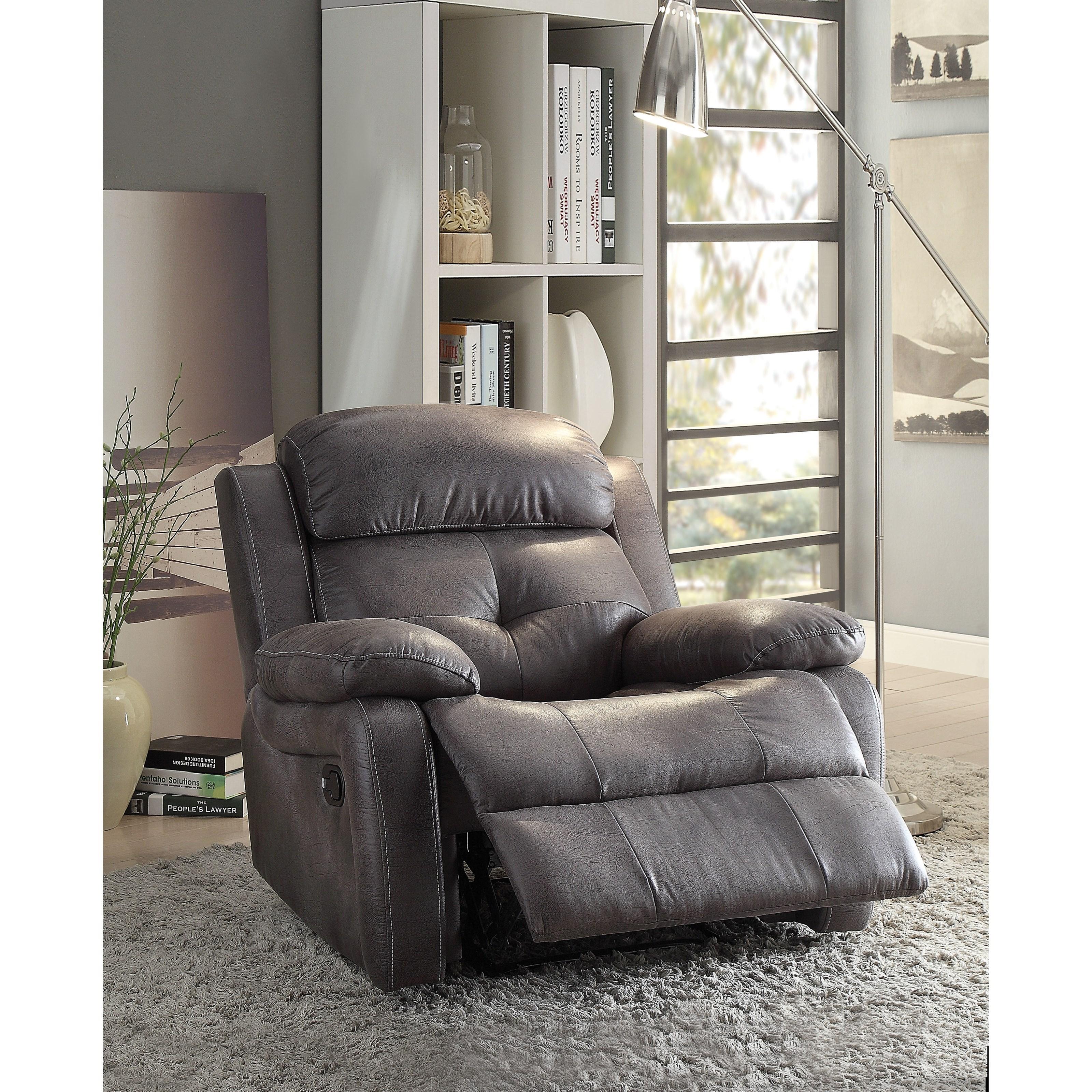 Ashe Recliner by Acme Furniture at Carolina Direct