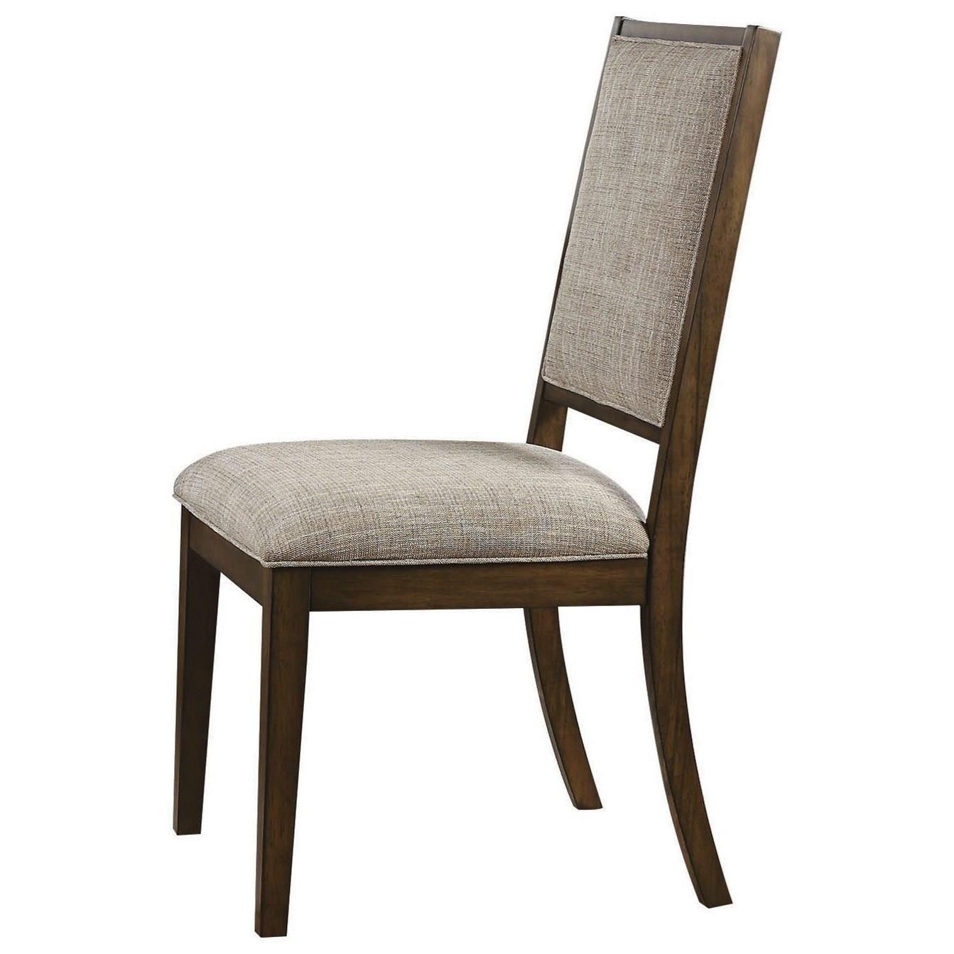 Aurodoti Side Chair by Acme Furniture at Carolina Direct