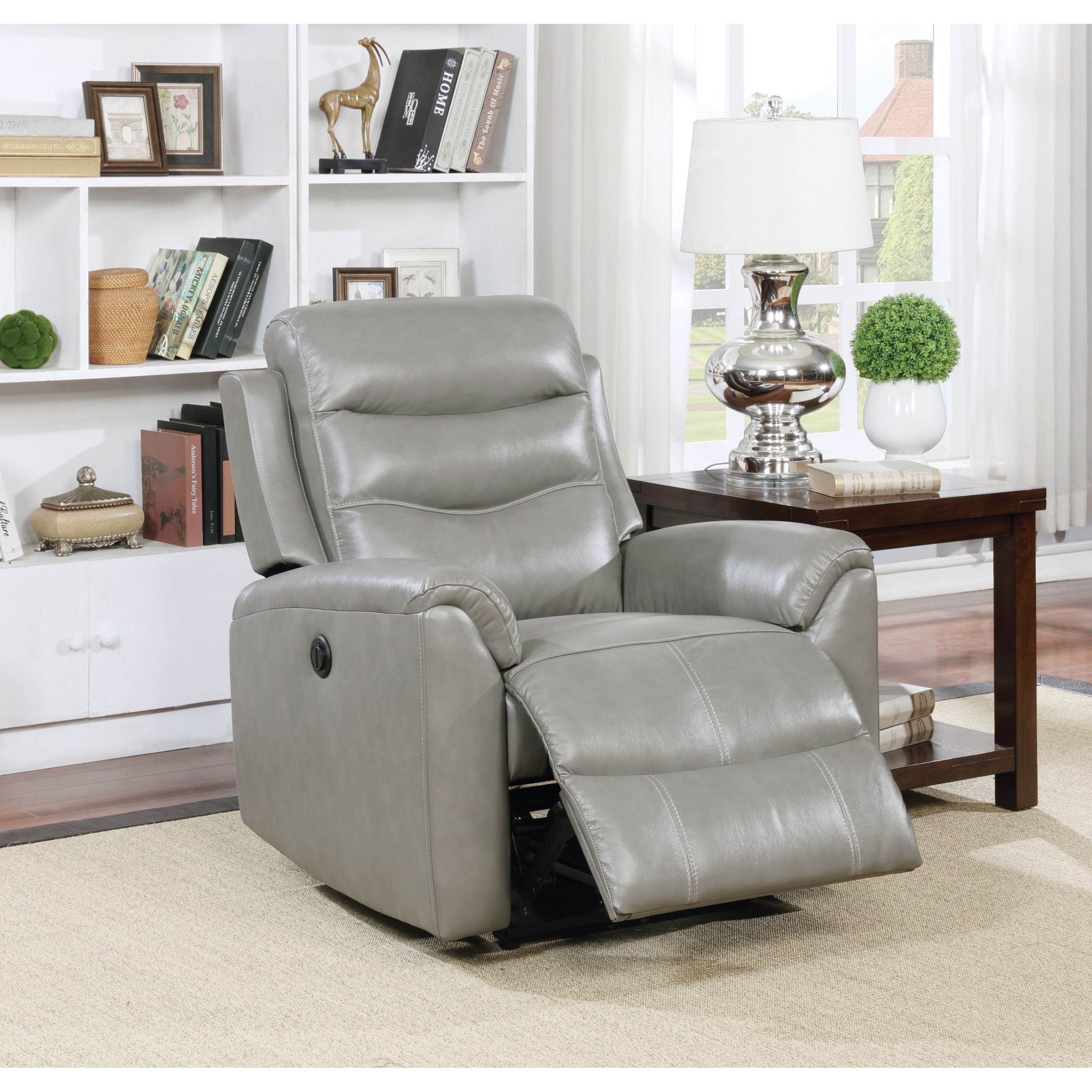Ava Power Recliner by Acme Furniture at Carolina Direct