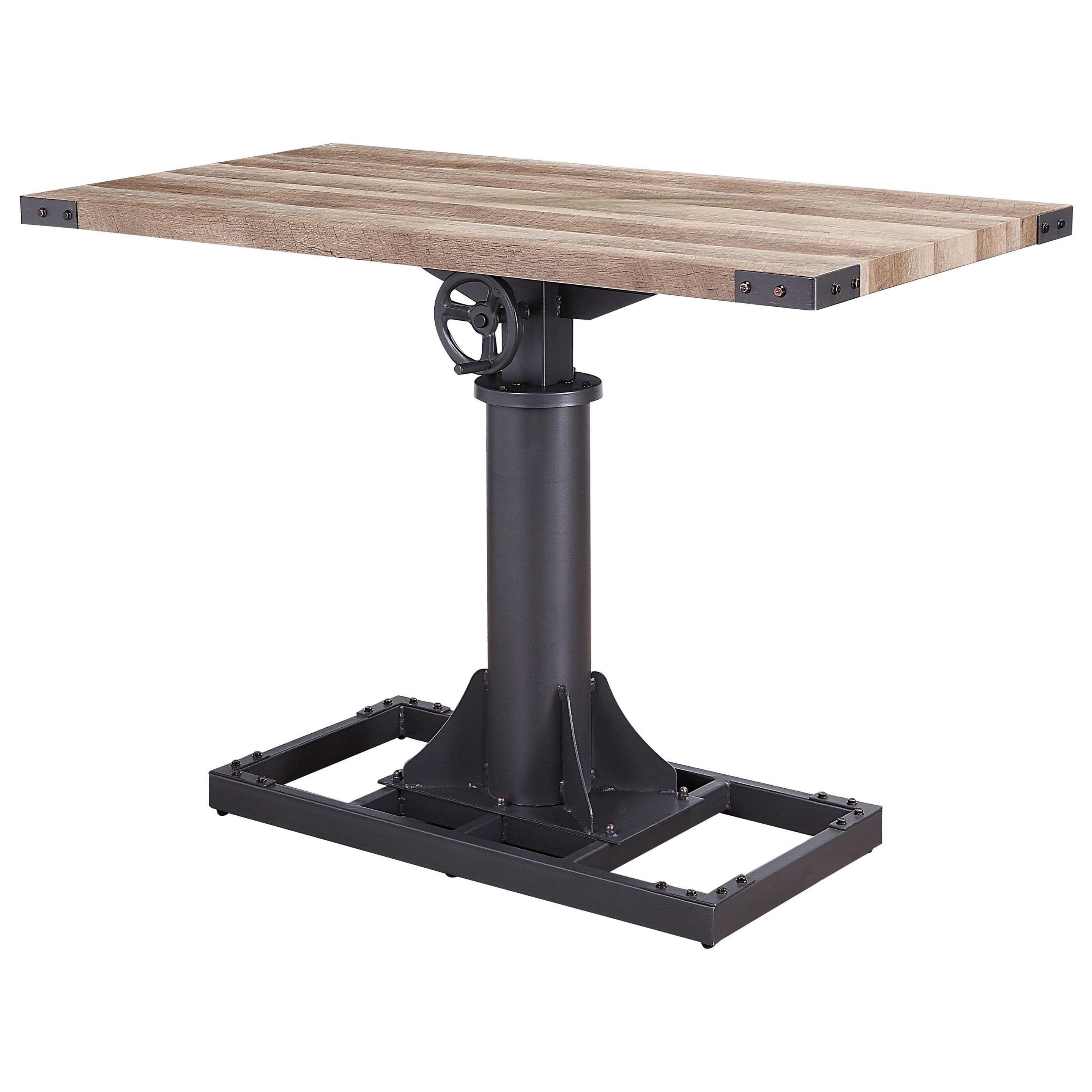 Baara Desk by Acme Furniture at Carolina Direct