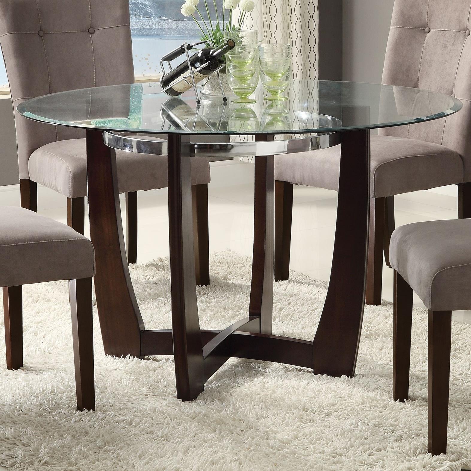 Acme Furniture Baldwin 48 Round Dining