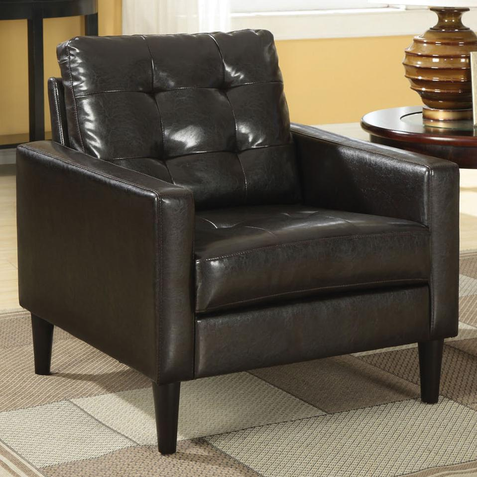 Acme Furniture Balin Accent Chair - Item Number: 59046