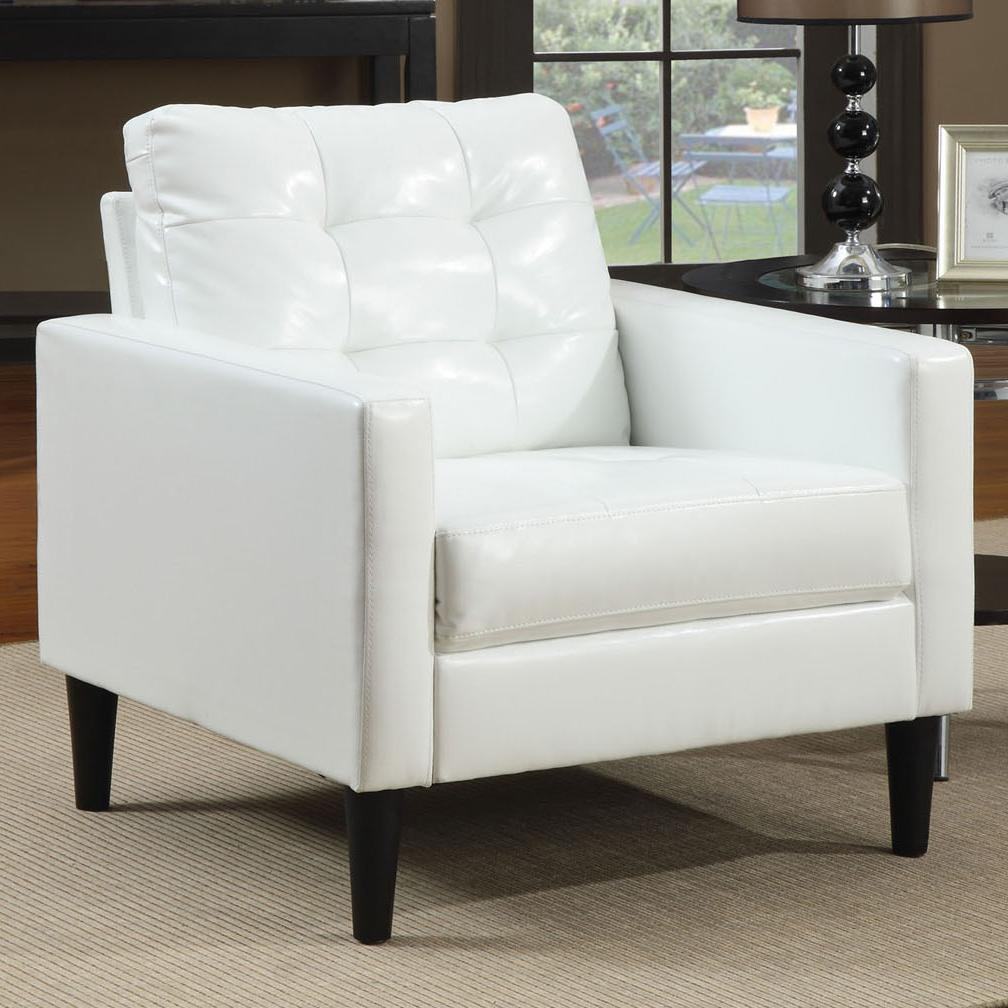 Acme Furniture Balin Accent Chair - Item Number: 59048