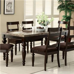 Acme Furniture Bandele Dining Table