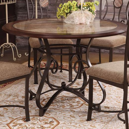 Acme Furniture Barrie Dining Table - Item Number: 70640