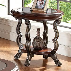 Acme Furniture Bavol End Table