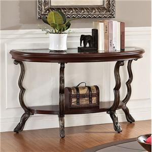 Acme Furniture Bavol Sofa Table