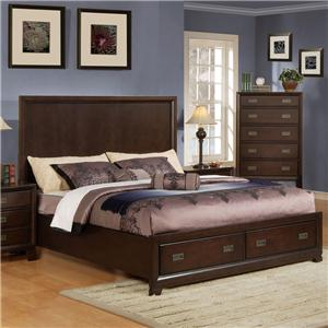 Acme Furniture Bellwood Queen Bed