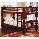 Acme Furniture Benji Twin Bunkbed - Item Number: 02570