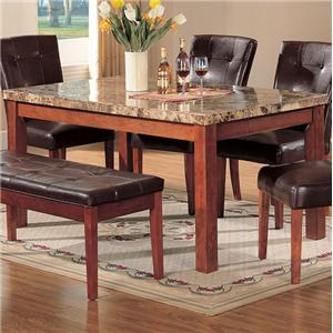 Acme Furniture Bologna Bologna Collection Dining Table
