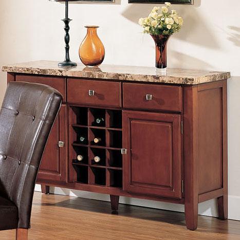 Acme Furniture Bologna Server - Item Number: 0745-07047