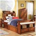Acme Furniture Brandon Full Bed - Item Number: 11005F